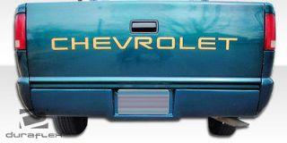 1994 2004 Chevrolet S 10 Urethane Roll Pan (non stepside) Body Kit