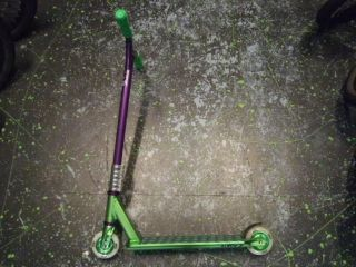 CUSTOM SCOOTER DISTRICT ADDICT PHOENIX BUILD YOUR OWN MIX & MATCH
