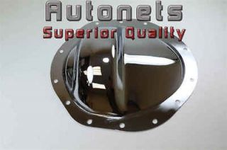 Chrome Steel Differential Cover Chevy/GMC 1973 95 Truck 14 Bolt Rear