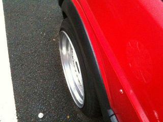 Chevrolet Fender Flare Wheel Well Extension Trim Dura Flex Lip Edge