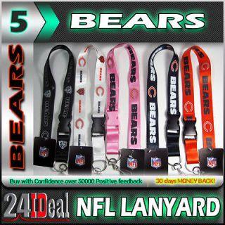chicago bears lanyard in Football NFL