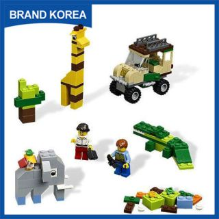 Brand Korea Lego 4637 Bricks & more Safari Building Set