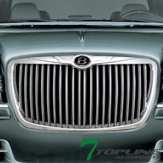 town and country front grill emblem
