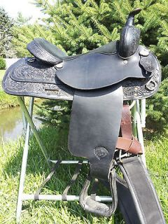 Beautiful 16 Tex Tan All Around/ Pleasure Saddle.