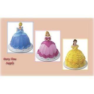 Petite Cake Cakes Princess Cinderella,Belle,Aurora,Sleeping Beauty