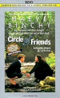 Circle of Friends by Maeve Binchy 1991, Cassette, Abridged