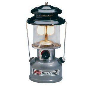 Newly listed Coleman Premium Dual Fuel Lantern With Mantles & Fuel