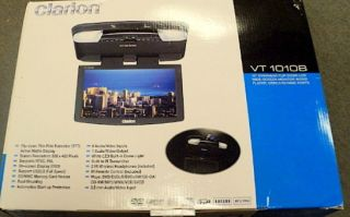 clarion dvd player in Car Video