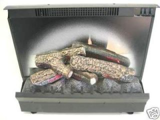 DIMPLEX 23 in ELECTRIC FIREPLACE INSERT w REMOTE