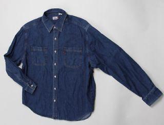 levi denim shirt in Casual Shirts