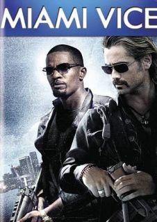 Miami Vice DVD, 2006, Anamorphic Widescreen