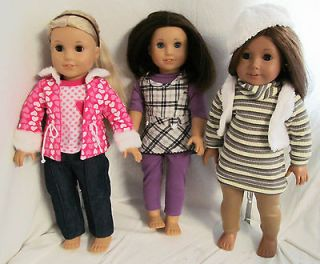 american girl doll clothes lot in Clothes & Accessories
