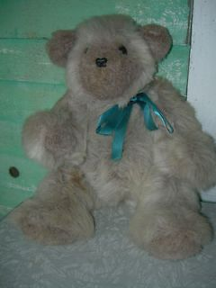 TEDDY BEAR Handmade TAN Fur TOUCH OF LOVE DOROTHY CONLIN VERMONT