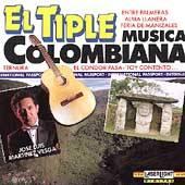 El Tipa Musica Colombiana by Jose Luis Martines Vesga CD, Oct 1991