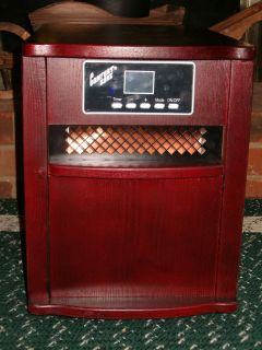 comfort zone infrared heater in Portable & Space Heaters
