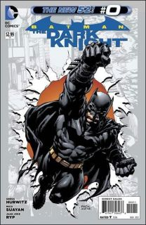 dark knight comic book
