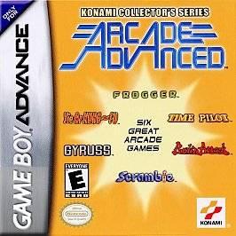 Konami Collectors Series Arcade Advanced (Nintendo Game B