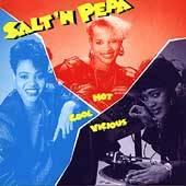 Hot, Cool Vicious by Salt N Pepa CD, Jan 1986, London