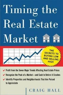 Low and Sell High in Real Estate by Craig Hall 2003, Paperback