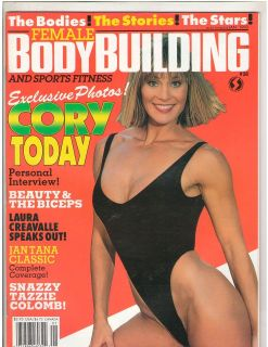 Bodybuilding Womens Muscle Magazine Ms Olympia Cory Everson 1 93 #31