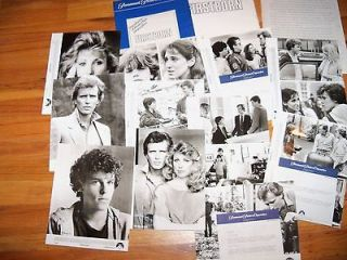 Press Kit Sarah Jessica Parker Teri Garr Corey Haim Peter Weller 11pix