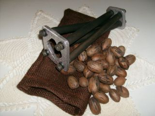 Nutcracker Nut Cracker Tool Pecan Sheller English Walnut Aluminum