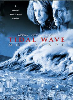 Tidal Wave No Escape DVD, 2002