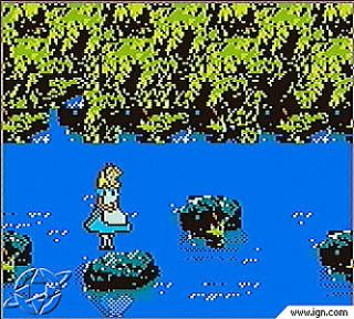 Alice in Wonderland Nintendo Game Boy Color, 2000