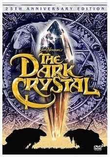 The Dark Crystal DVD, 2007, 2 Disc Set, Anniversary Edition