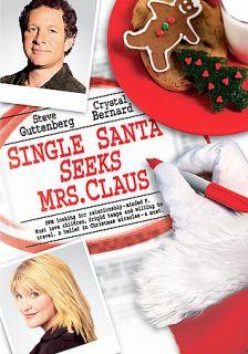 Single Santa Seeks Mrs. Claus DVD, 2005