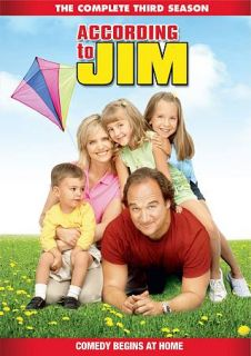 According to Jim The Complete Third Season DVD, 2011, 4 Disc Set