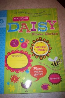 DAISY GIRL SCOUT JOURNEY BOOK WELCOME TO THE DAISY FLOWER GARDEN