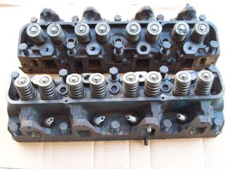 FORD FE 390/360/352 CYLINDER HEADS   USED