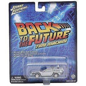 johnny lightning back to the future in Cars, Trucks & Vans
