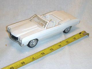 Vintage Chevrolet Chevelle Super Sport 1970 Dealer Give Away Model Car
