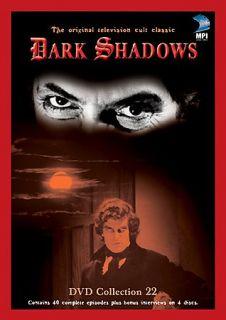 Dark Shadows   Collection 22 DVD, 2005