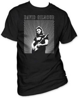 David Gilmour Live Shirt SM, MD, LG, XL, XXL New Pink Floyd