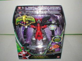 Mighty Morphin Power Rangers Red Ranger Morphin Racer