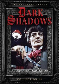 Dark Shadows   Collection 15 DVD, 2012, 4 Disc Set