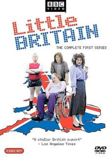 Little Britain   The Complete First Series DVD, 2005, 2 Disc Set