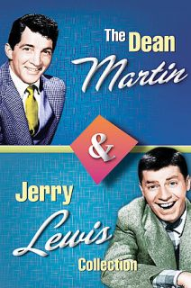The Dean Martin Jerry Lewis Collection DVD, 2003, 5 Disc Set