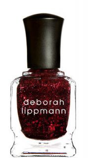 Deborah Lippmann Nail Polish Color Lacquer   Ruby Red Slippers 0.5oz
