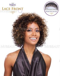 SHAKE N GO Freetress Equal Synthetic Lace Front Wig   JADA