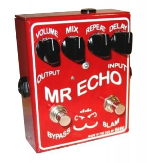 SIB Mr Echo Plus Delay Guitar Effect Pedal