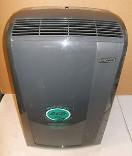 DeLonghi PAC N130HPEC 13,000 BTU Portable Air Conditioner & Heater AC