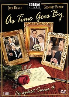 As Time Goes By   Complete Series 4 DVD, 2005, 2 Disc Set, Repackaged