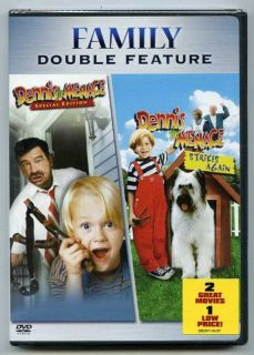 Dennis the Menace / Dennis the Menace Strikes Again (DVD) Walter