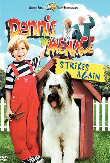 Dennis the Menace Strikes Again DVD, 2007