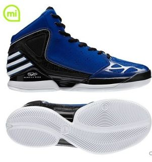 New Adidas adizero Derrick ROSE 773 Shoes 2012 Dark Royal Blue