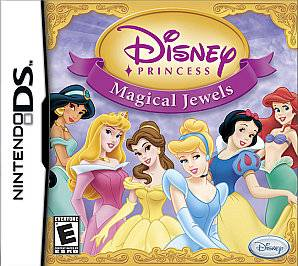 Disney Princess Magical Jewels Nintendo DS, 2007